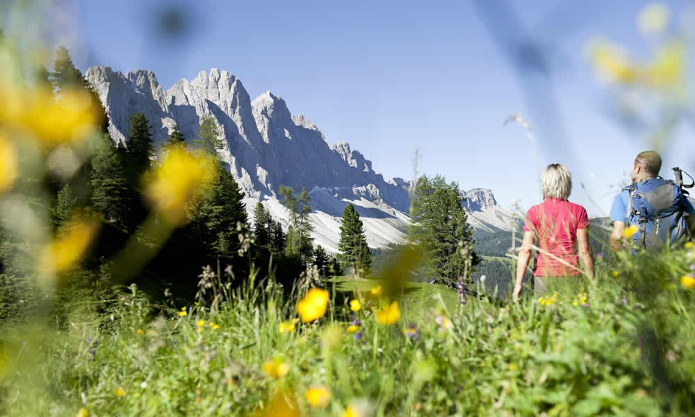 Experience spring time in South Tyrol with your family