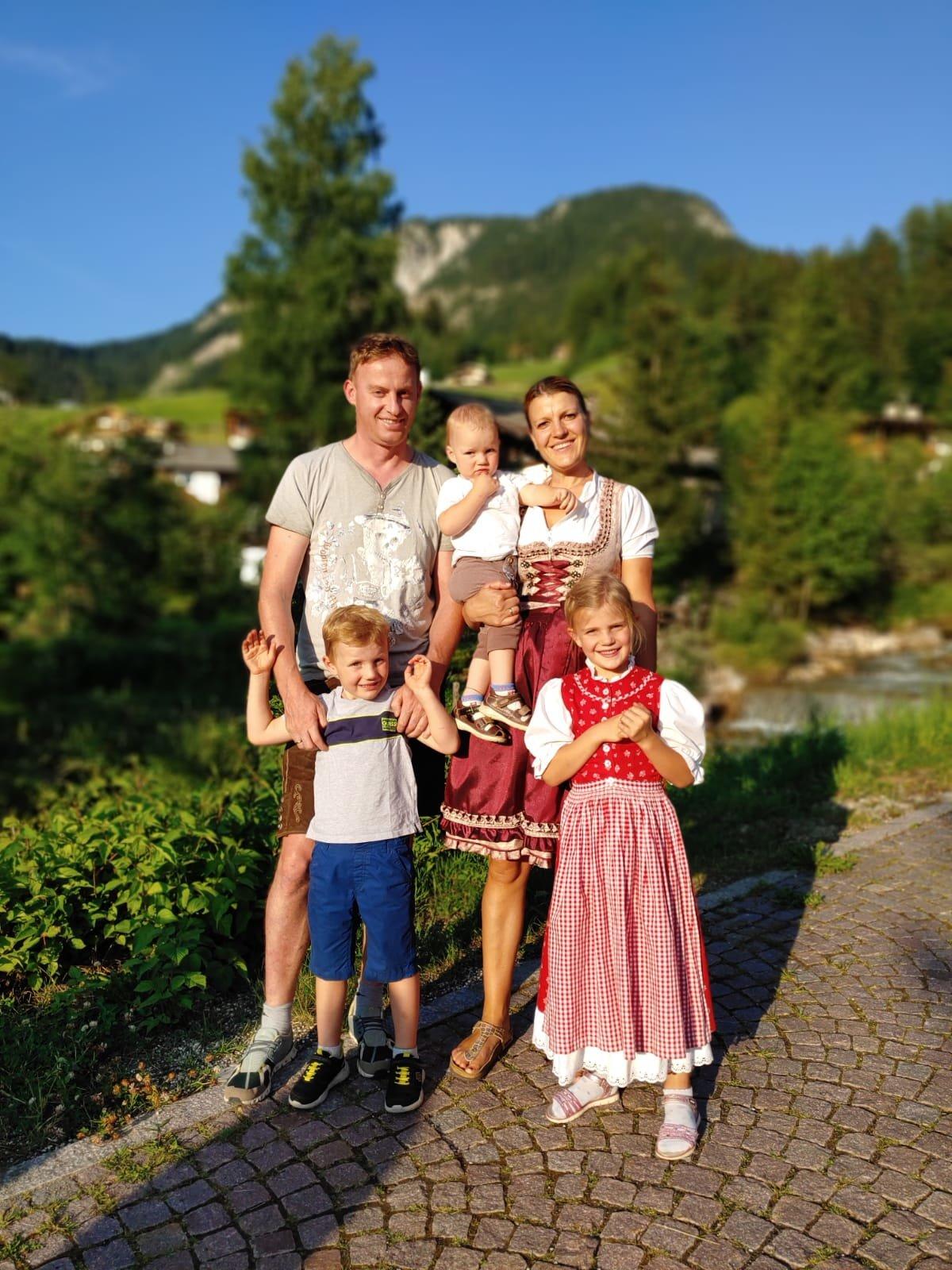 Familie Kantioler