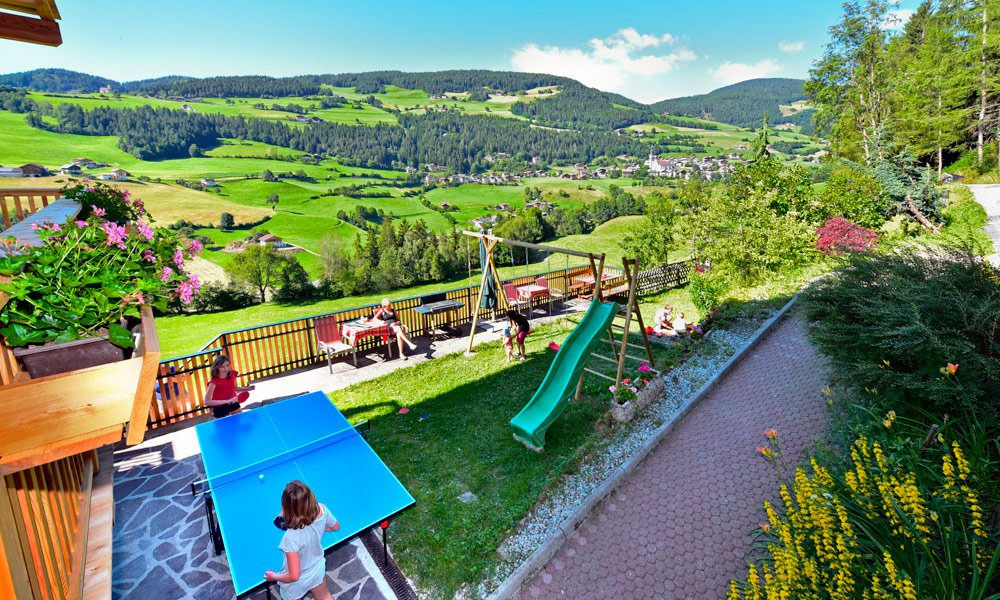 Diverse holiday attractions on the adventure farm South Tyrol