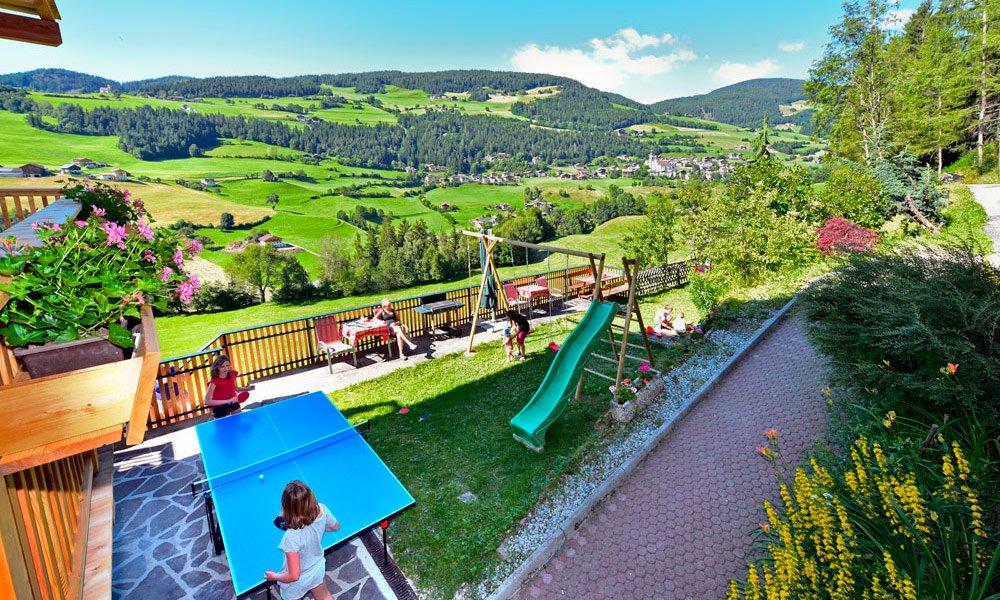 Tante attrazioni nell'agriturismo avventura in Alto Adige
