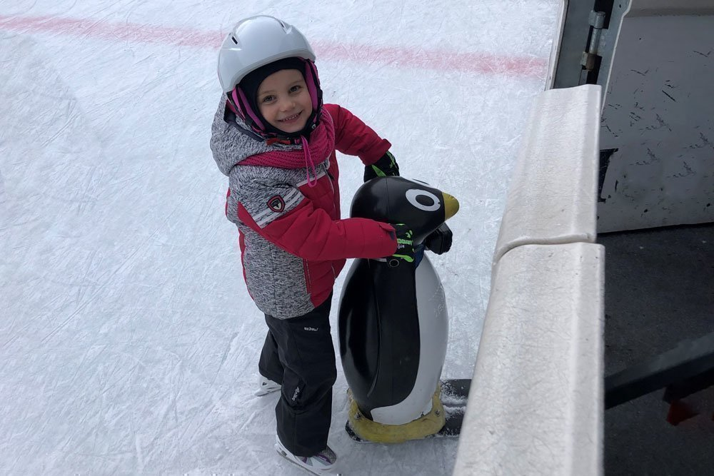 Planatschhof-Eislaufen