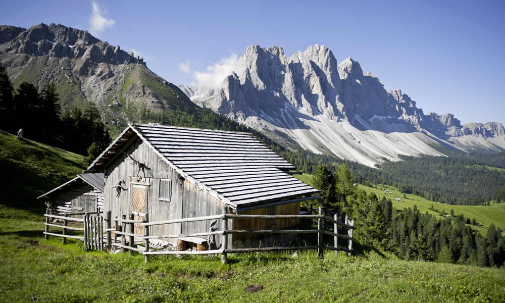 Holidays in Funes – Dolomites / South Tyrol