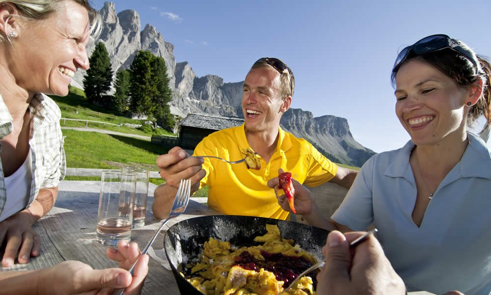 A holiday in the Dolomites that will simply make you happy!