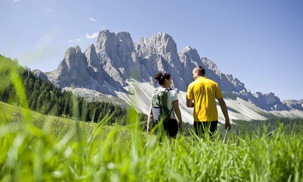 Escursioni alpine al Gruppo Odle – Funes