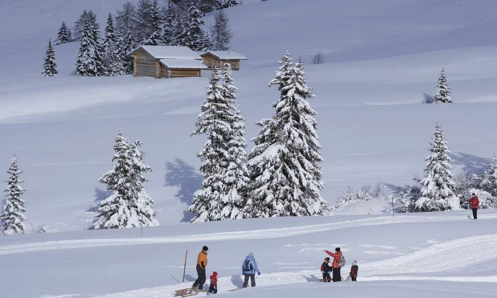 Winter holidays in the Dolomites – Funes / South Tyrol