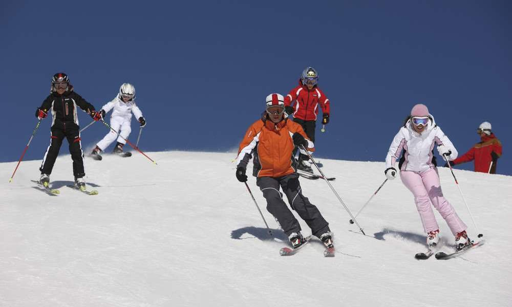 Skiing areas Funes, Plose and Val Gardena – Skiing holidays in the Dolomites